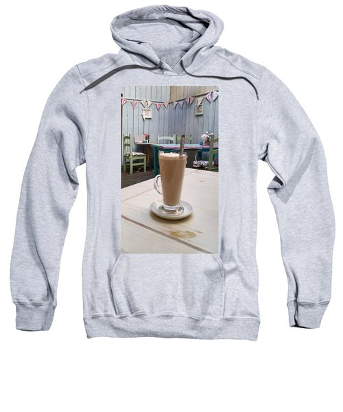 Latte Time Sweatshirt