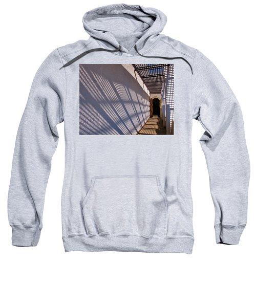 Lattice Shadows Sweatshirt