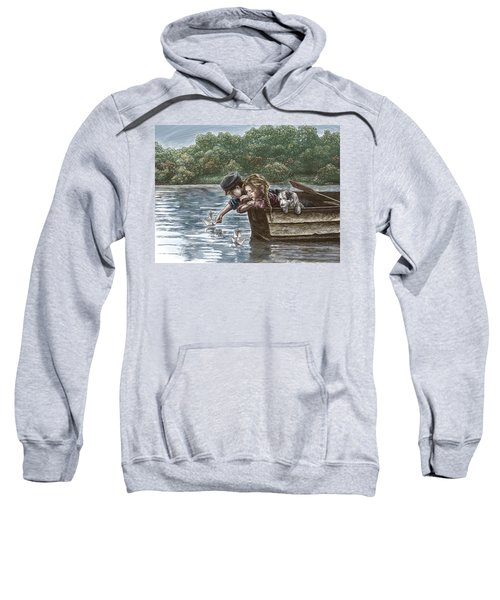 Launching Dreams Sweatshirt