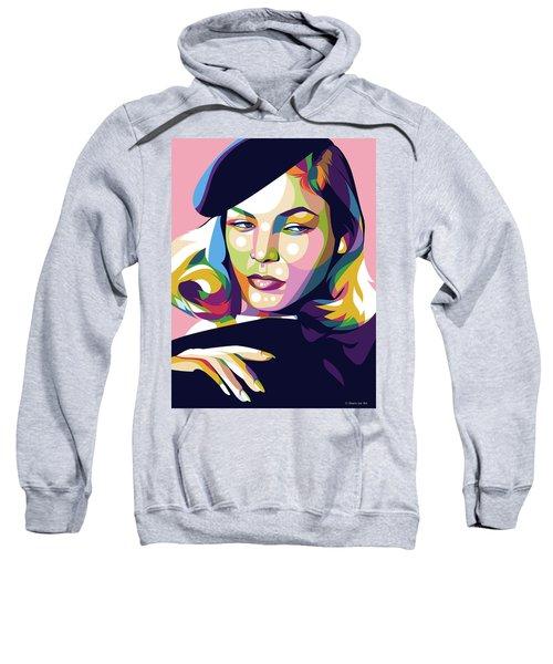 Lauren Bacall Sweatshirt
