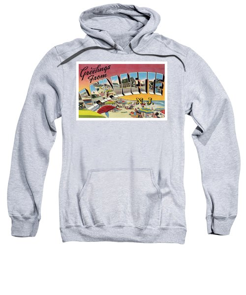 Lavallette Greetings Sweatshirt