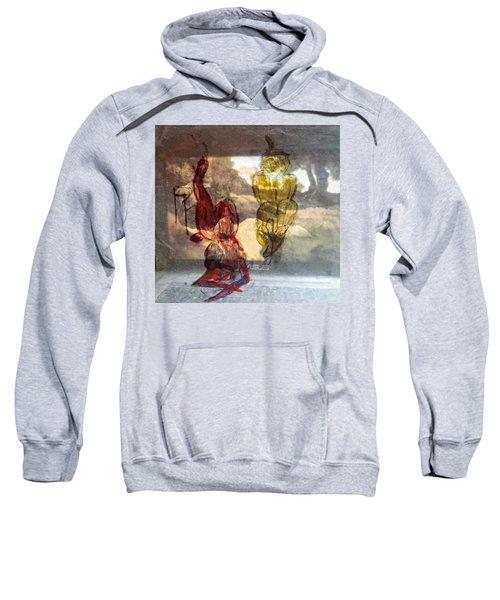 Laying Your Psychopathic Soul Bare Sweatshirt