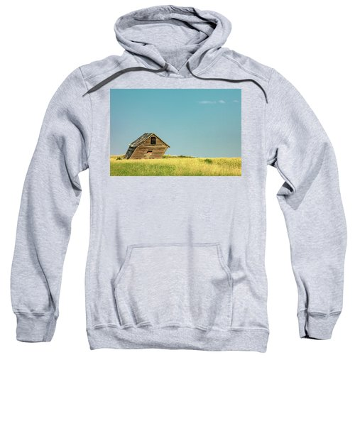 Leaning Into The Wind Sweatshirt
