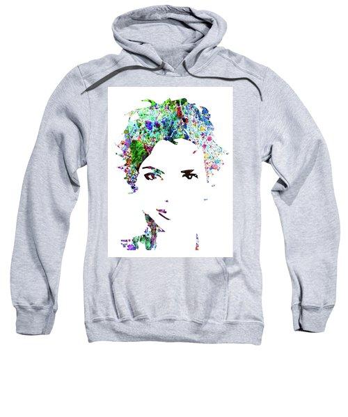 Legendary Halle Berry Watercolor Sweatshirt
