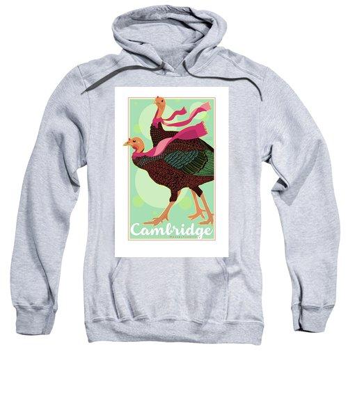Les Foulards De Cambridge Sweatshirt