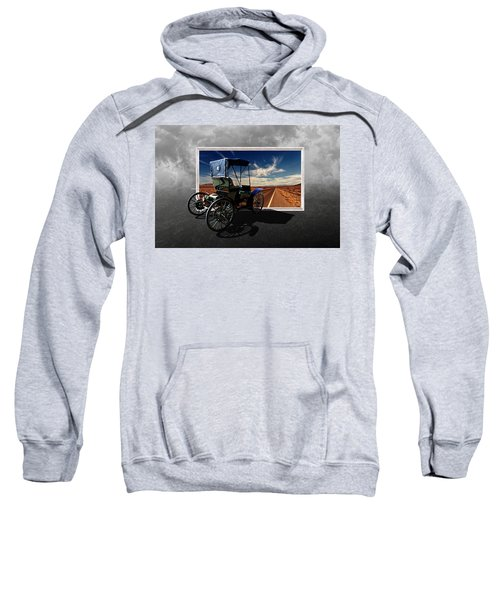 Let's Go On A Colorful Adventure Sweatshirt
