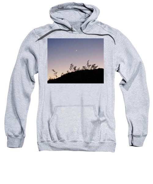 Libra Twilight Crescent Sweatshirt