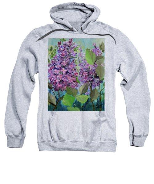 Lilac Love Sweatshirt