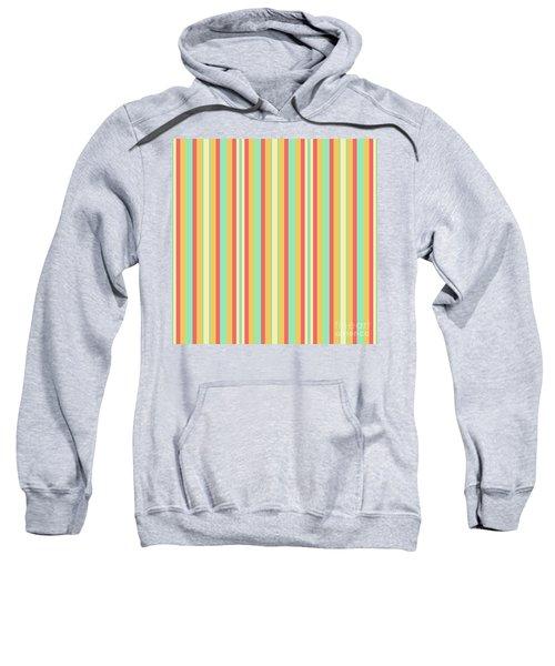 Lines Or Stripes Vintage Or Retro Color Background - Dde589 Sweatshirt