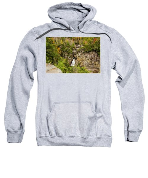 Linville Falls - Wide View Sweatshirt