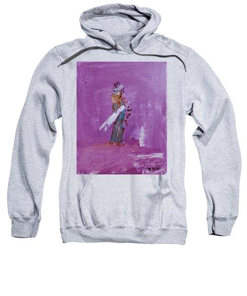 Little Indian Angel Sweatshirt