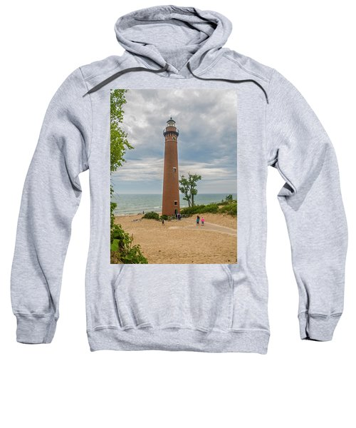 Little Sable Point Lighthouse Sweatshirt