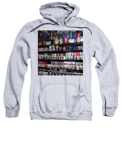 London England Shop Window Sweatshirt