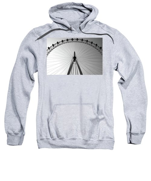 London_eye_i Sweatshirt