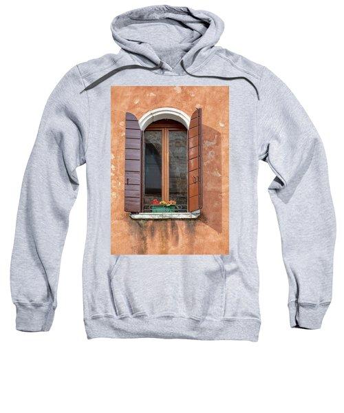 Lone Window Of Venice Sweatshirt