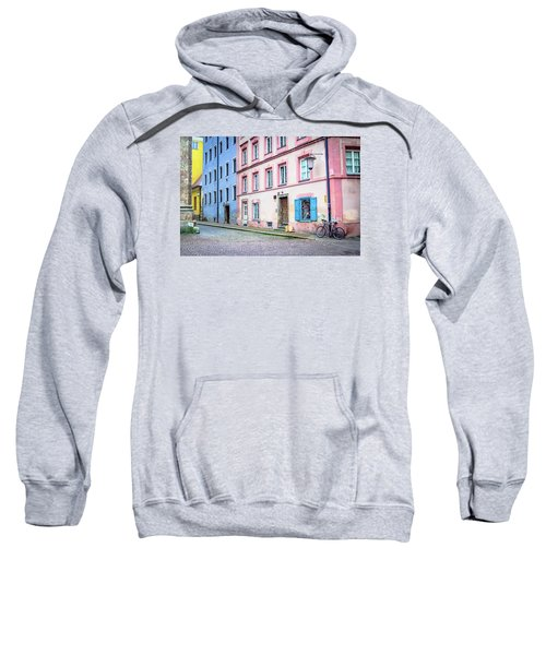 Lonely Bicycle Sweatshirt
