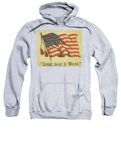 Long May It Wave Sweatshirt
