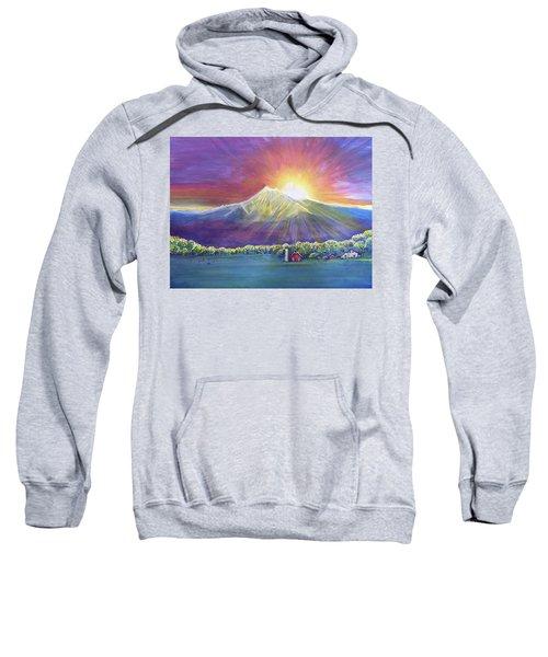 Longs Peak Colorado Sweatshirt