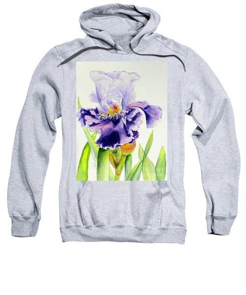 Lovely Iris Sweatshirt