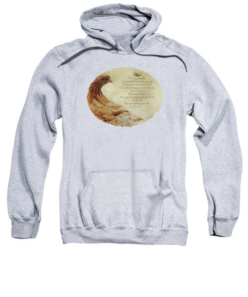 Lovely Lace - Verse Sweatshirt