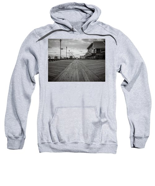 Low On The Boardwalk Sweatshirt