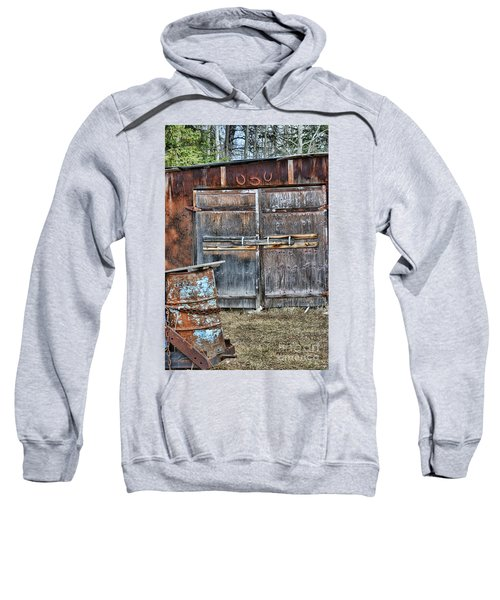 Lucky Door Sweatshirt