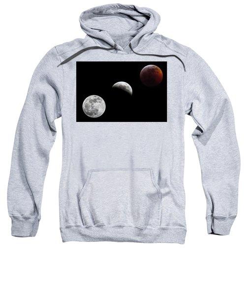 Lunar Eclipse Sweatshirt