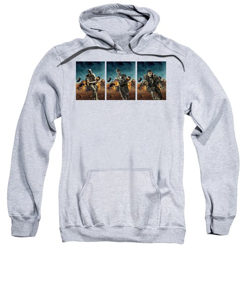 Mad Max Fury Road Sweatshirt