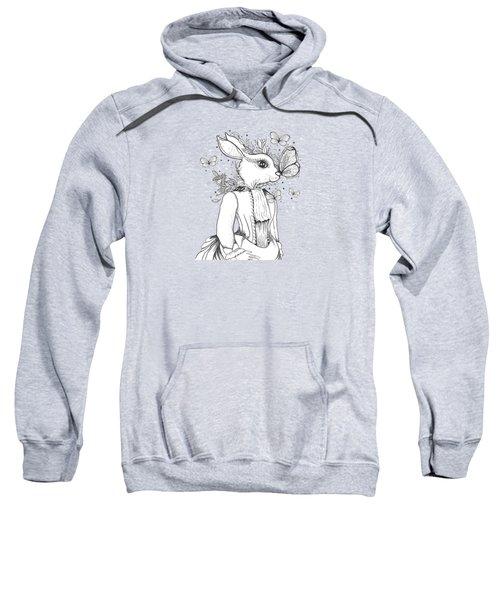 Magic Fairy Incantations Spark Rabbit Transformations Sweatshirt