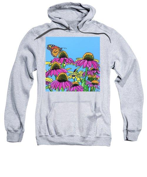 Magnificant Monarch Sweatshirt