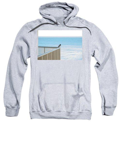 Magpie In Waiting Sweatshirt