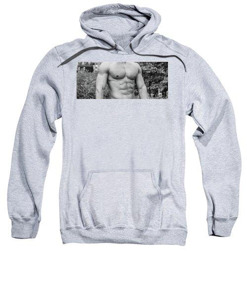 Male Torso 2 Sweatshirt