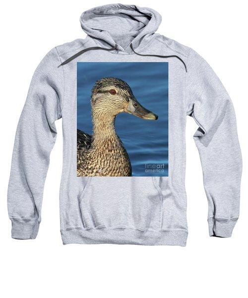 Mama Black Duck Sweatshirt