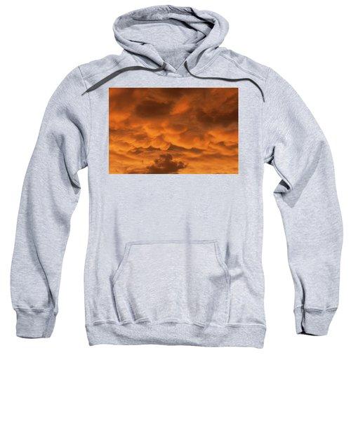 Mammatus Clouds Sweatshirt