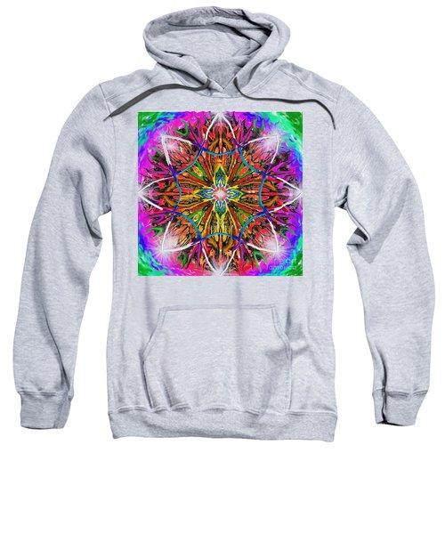 Mandala 12 11 2018 Sweatshirt
