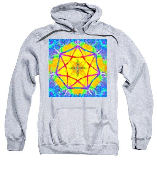 Mandala 12 9 2018 Sweatshirt