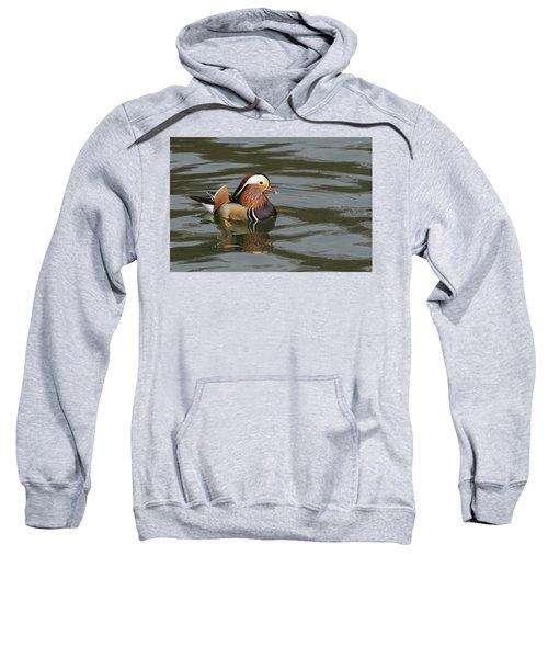 Mandarin Duck Sweatshirt