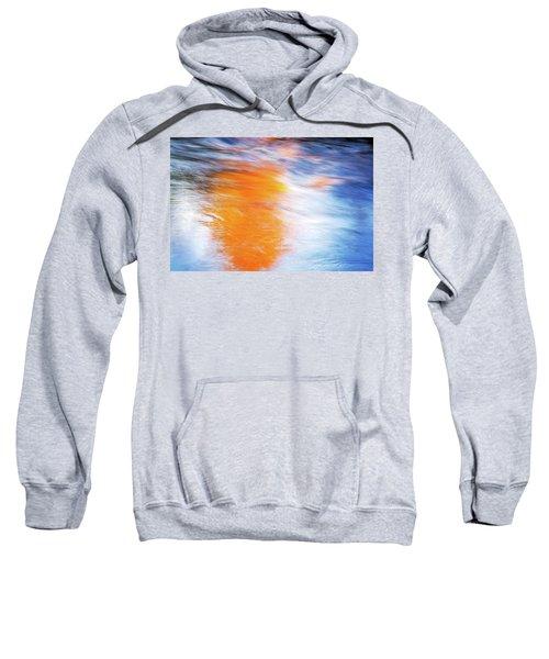 Maple Reflection Fall Sweatshirt