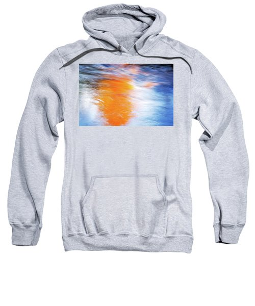 Maple Reflection Fall Sweatshirt