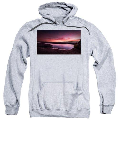 Marazion Sunset Sweatshirt