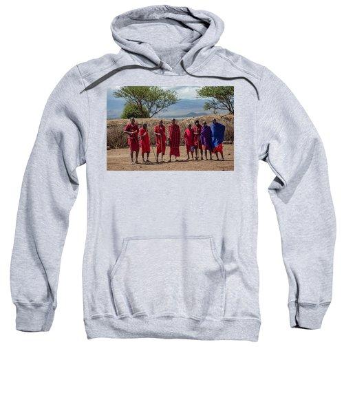 Maasai Men Sweatshirt