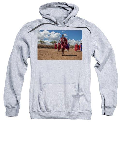 Maasai Welcome Sweatshirt