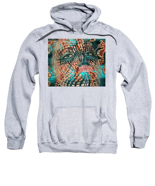Mask Dreaming Of The Sea Sweatshirt