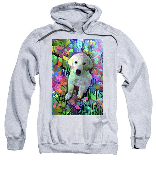 Max In The Garden Sweatshirt