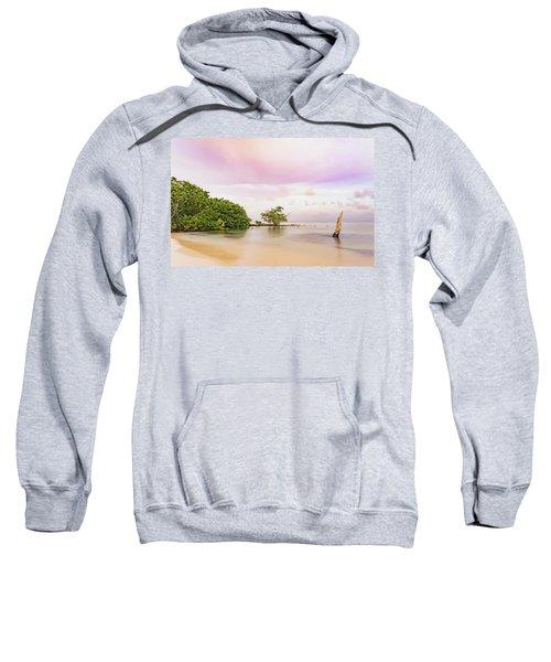 Mayan Sea Sweatshirt