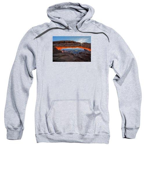 Mesa Arch Sunrise 2017 Sweatshirt