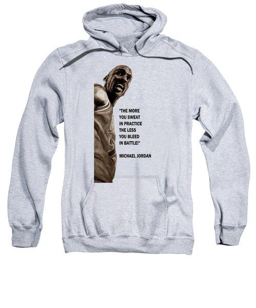 Michael Jordan - Practice Sweatshirt