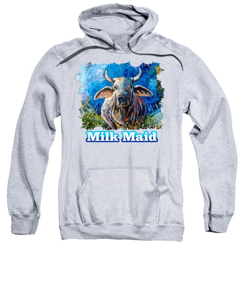 Milk Maid Sweatshirt