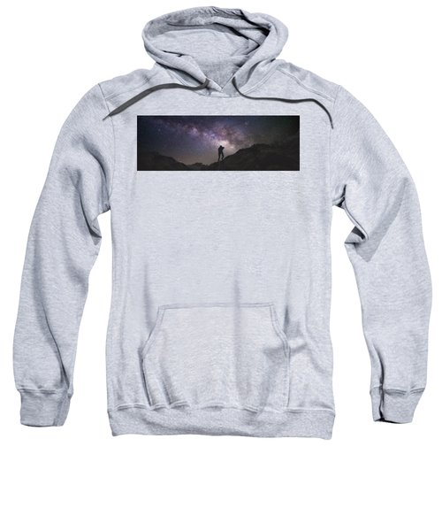 Milky Way Rappel Sweatshirt