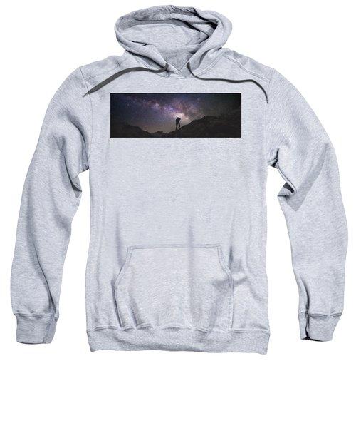 Milky Way Rappel Sweatshirt